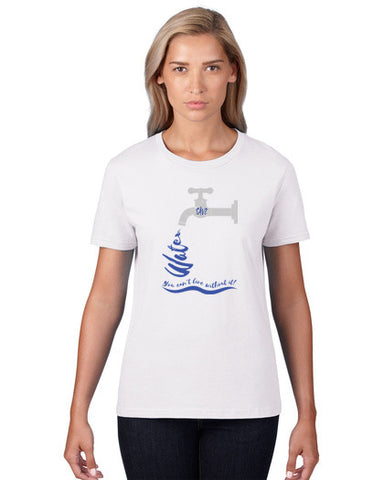 Save Water Women's Tee