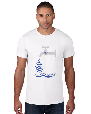 Save Water Men's Tee