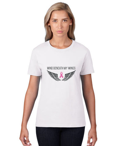 Wind Beneath my Wings Women's Tee