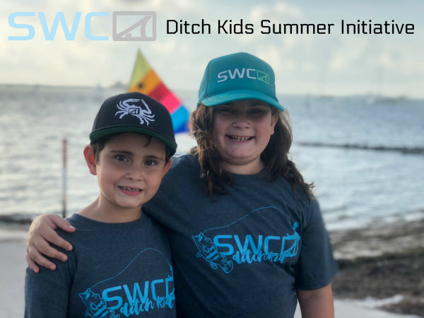 Ditch Kids Summer Initiative Week 4!