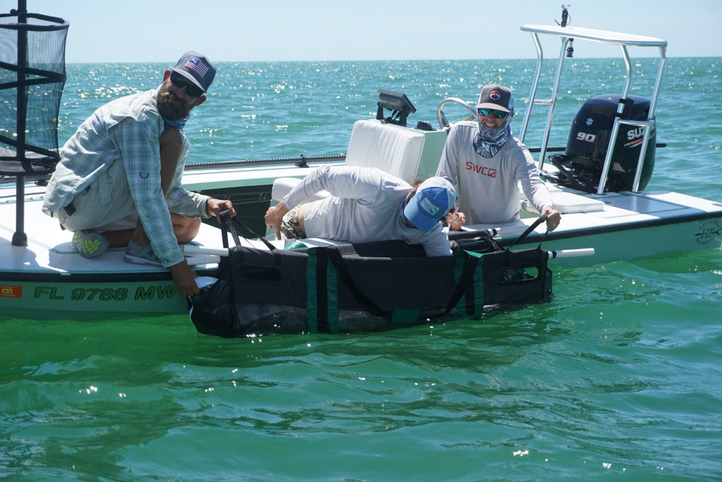 Recreation Specialist ~ Tarpon Tagging