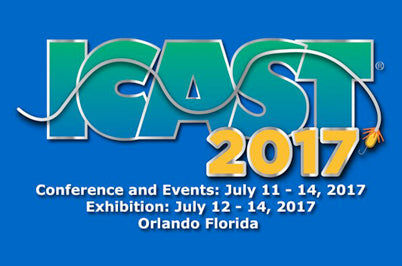 ICAST 2017 – SKINNY WATER CULTURE BOOTH