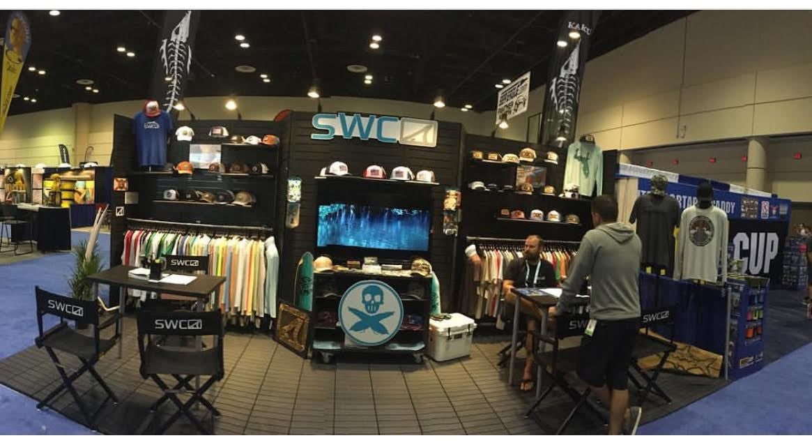 Surf Expo – Skinny Water Culture Booth