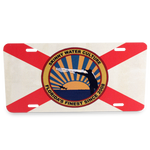 Cracker Flag License Plate - Accessories