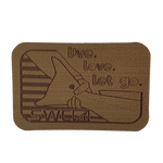 Live.Love.Let Go. Fly Pad - Accessories