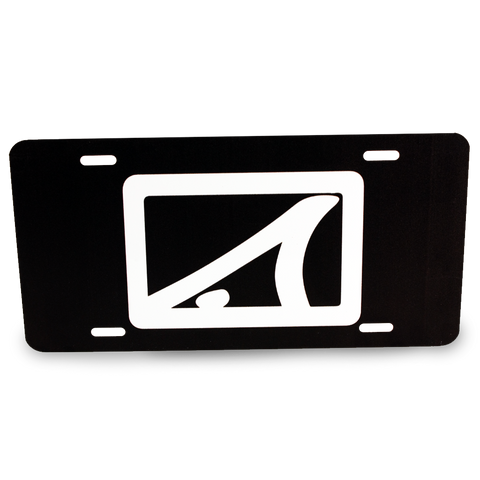 Tail Logo License Plate - Accessories