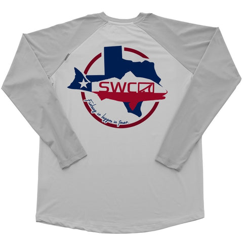 Clearwater Raglan - SWC Texas Redfish