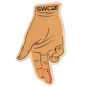 Stripper Finger Sticker - Accessories