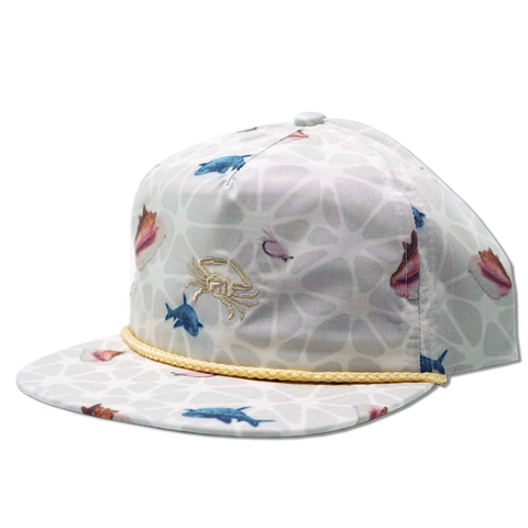 Week Off 5 Panel - Hats