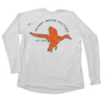 Duck-Clearwater Raglan