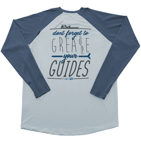Clearwater Raglan - Grease Your Guides - Performance