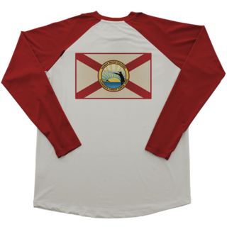 Clearwater Raglan - Cracker - Performance