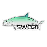 Mirror Tarpon Decal - Accessories