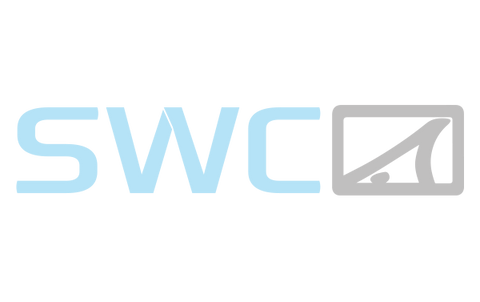 SWC Tail Logo Vinyl Decal - Accessories