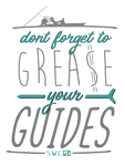 Grease Your Guides Sticker - Accessories