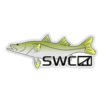 Mirror Snook Decal - Accessories