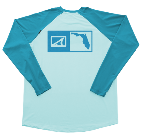 Clearwater Raglan - Simply Florida