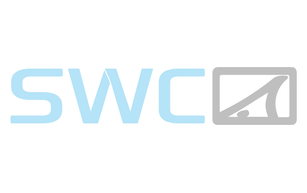 SWC Tail Logo Vinyl Decal – Skinny Water Culture