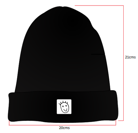 Beanie size guide