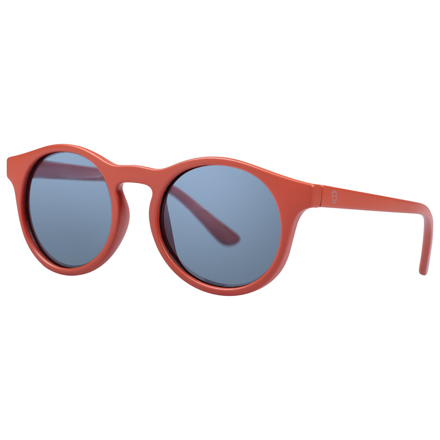 Brick Matte Sustainable Sunglasses