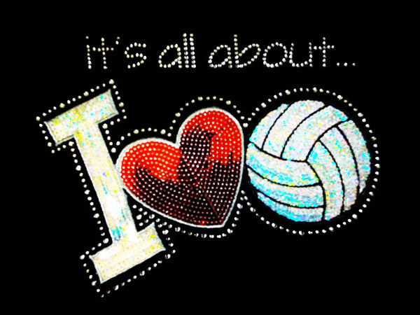 It's All About... Volleyball