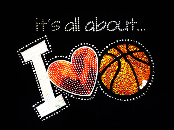 It's All About ... Basketball