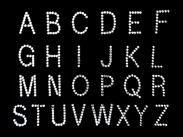"Alphabet 1.5"" (Set or Individual letters)"