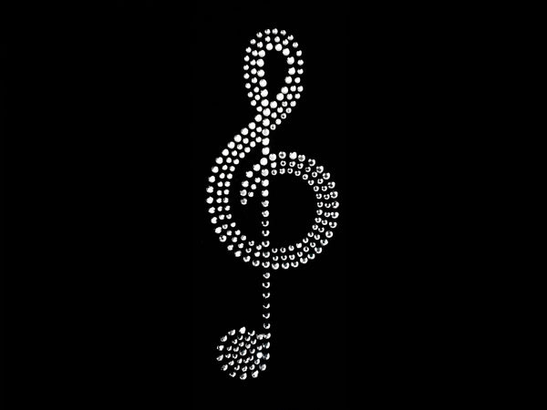 Music Note (4pcs)