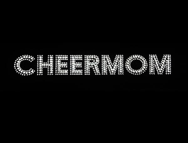 Cheer Mom (4pcs)