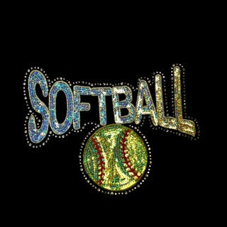 Softball + Ball