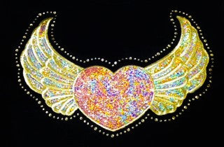 Heart w. Wings