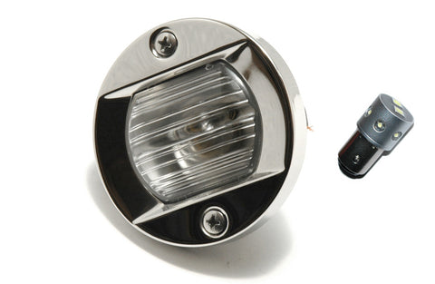 Boat Stern Light Led Transom Courtesy Light - Boaterbits