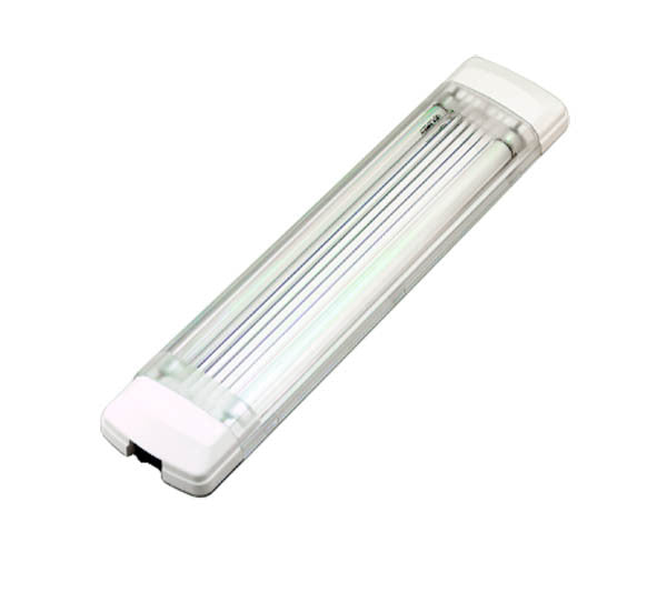 "12 Volt 8 Watt Florescent Light 16"" - Boaterbits"