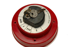 Dual Battery Selector Switch Lockable - Boaterbits