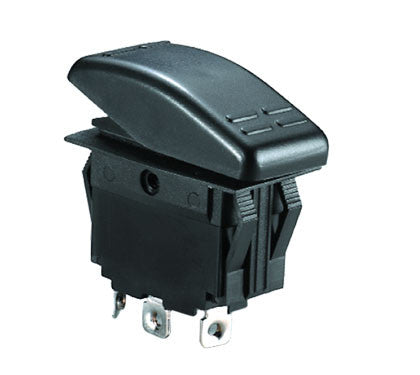 Replacement  Rocker Switch Dpdt Mom On/Off/On - Boaterbits