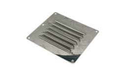 Stainless Steel Louvered Locker Vent - Boaterbits
