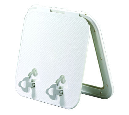 Access Hatch White Abs Plastic - Boaterbits