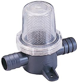 "3/4"" Inline Water Strainer / Filter - Boaterbits"