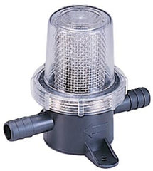 "1/2"" Inline Water Strainer / Filter - Boaterbits"