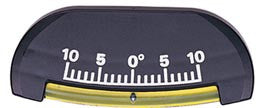 Sailboat Inclinometer 10 Degree - Boaterbits