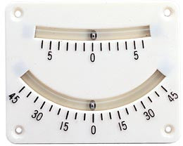 Sailboat Dual Scale Inclinometer - Boaterbits