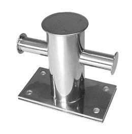 Stainless Steel Powerboat Deck Bollard - Boaterbits