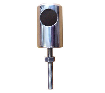 "Boat Railing Hand Rail End Fitting Post 1"" - Boaterbits"