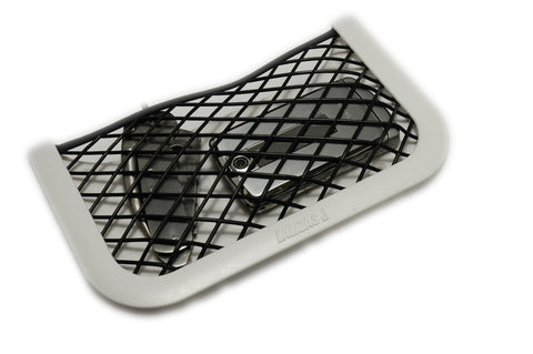 Boat Bulkhead Mounted Mesh Storage Compartment - Boaterbits
