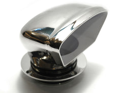 "Sailboat Low Profile Dorade Vent Abi Stainless Steel 3"" - Boaterbits"
