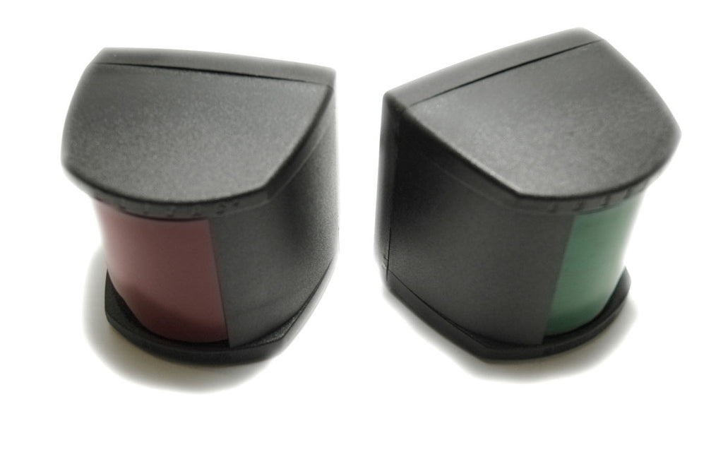 Series 40 Boat Navigation Lights Pair Port / Starboard - Boaterbits