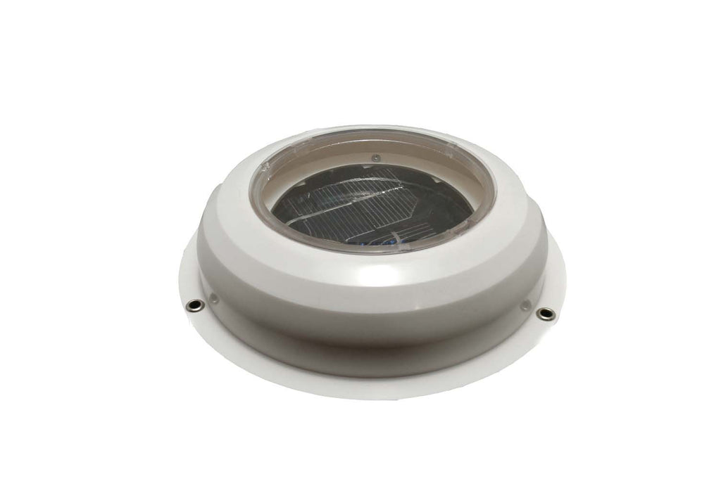 Sailboat Solar Powered Deck Vent - Boaterbits - 1
