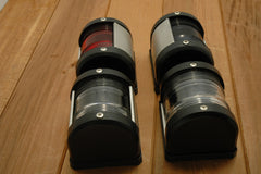 Boat Led Navigation Lights Complete Set Series 25 - Boaterbits