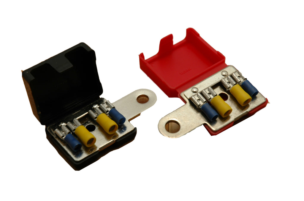 Battery Post Connection Terminal Blocks - Boaterbits
