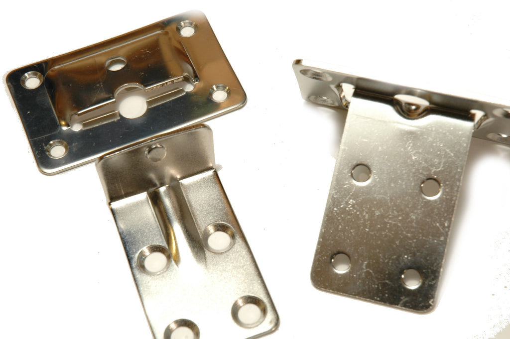 Stainless Steel Removable Table Brackets - Boaterbits